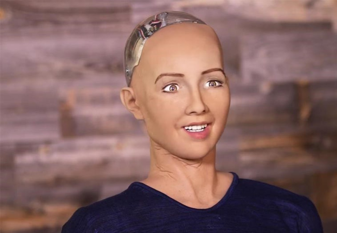 Was Sophia the Saudi Arabian Robot Citizen a PR Stunt?