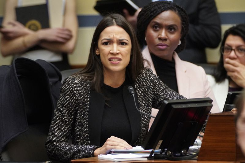 Alexandria Ocasio-Cortez Turns Newt Gingrich's 'Dishonest' Smear Back On Him