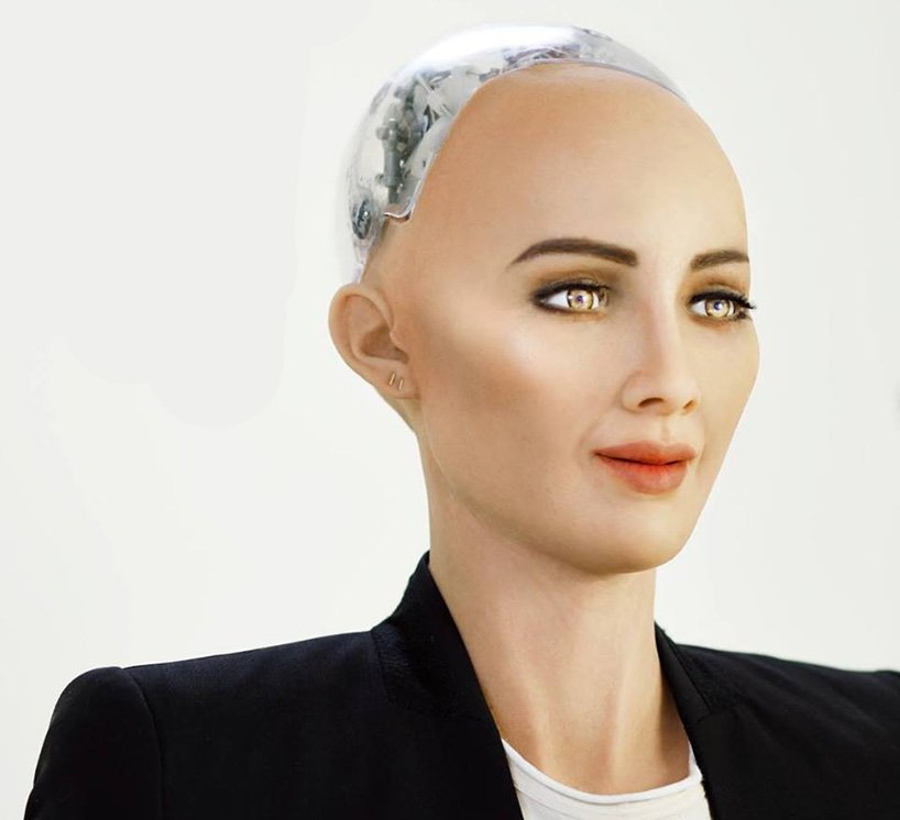 Saudi Arabia grants citizenship to a robot