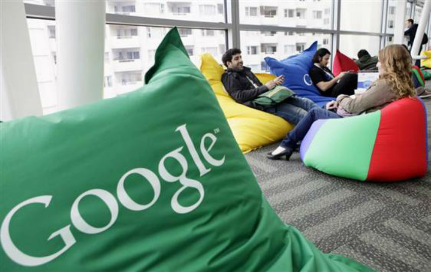 Google's first question is: what problem do you want to solve? Image Source: NBC News