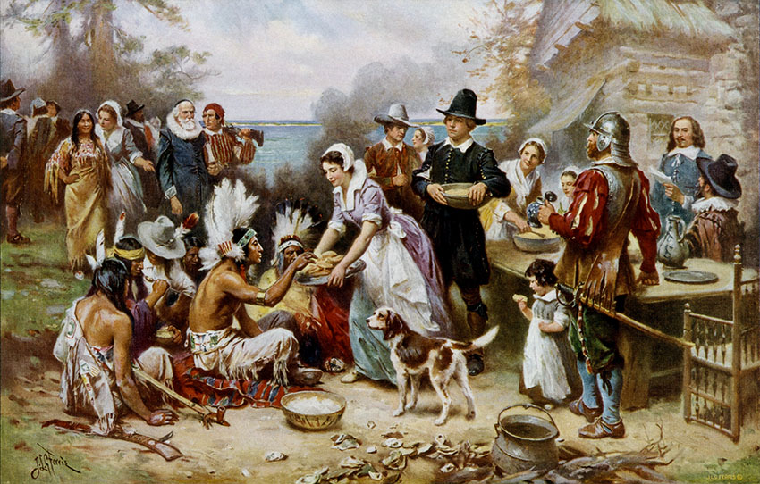 6 Things You Didn't Know About Thanksgiving