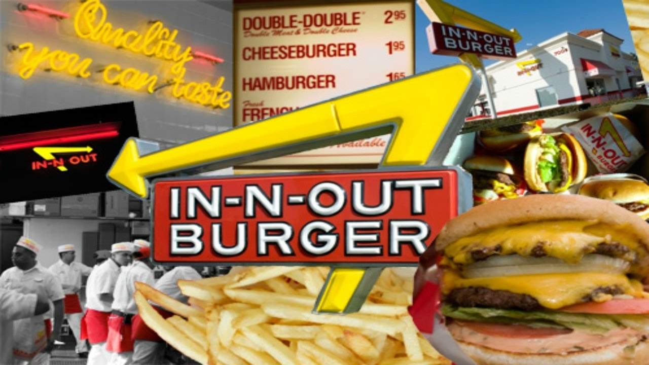 Fast Food Burger Chains In California