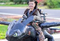 How Wheelchair Costumes Are Spreading Magic This Halloween