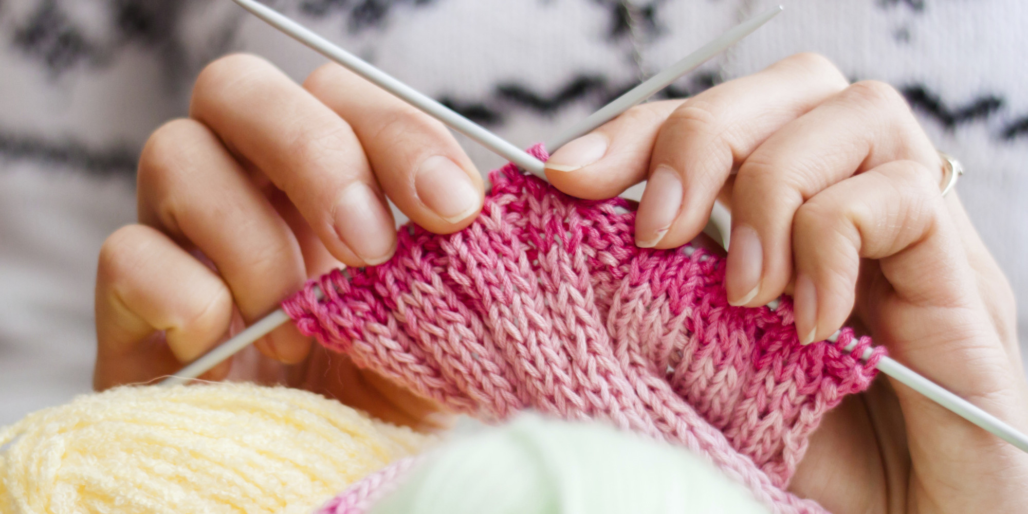 top 15 reasons why knitting should be your new favorite