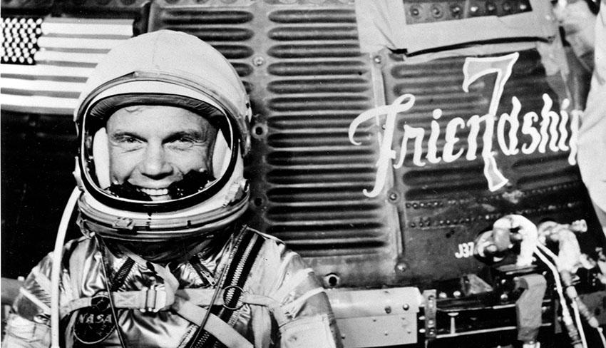 Life of a Starman: American Hero John Glenn Leaves Legacy Behind
