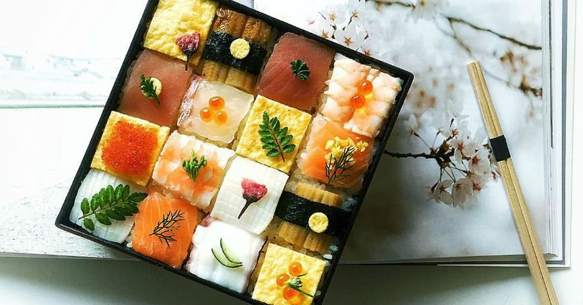 The New Japanese Craze for Sushi Lovers!