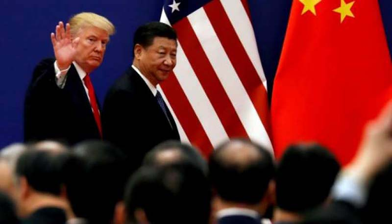 this is now part of the so-called  trade war with China