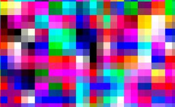 Where Do Pixels Come From?