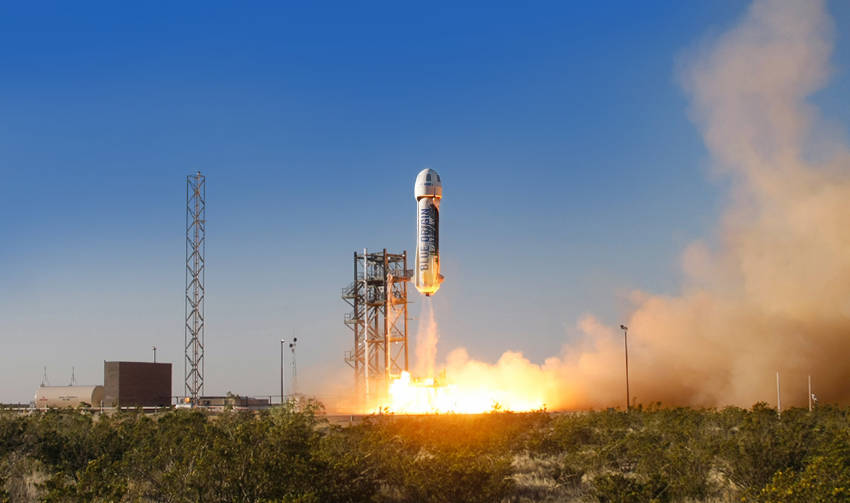 Blue Origin has successfully launched and reused a rocket five times.