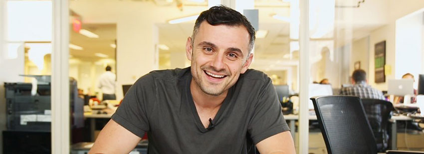 Gary Vaynerchuk is a respected entrepreneur, CEO and author.