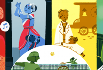 Google Celebrates International Women's Day With An Inspiring Doodle